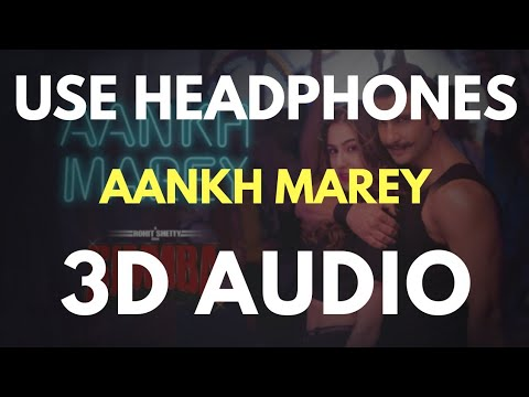 AANKH MAREY (3D AUDIO) | Virtual 3D Audio