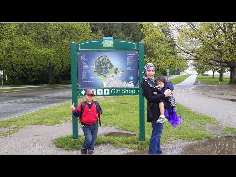 Family Trip to Vancouver & Calgary CANADA 10 - 25 May 2017 Part1 (FULL VIDEO)