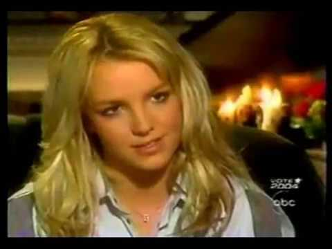 Britney Spears Interview Primetime Part 1 3 Youtube