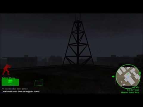 Delta Force Black Hawk Down: Mission 6 (Radio Aidid) |