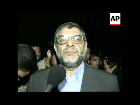 Pro-Iraqi, anti-US demo by Hamas, Rantisi comment