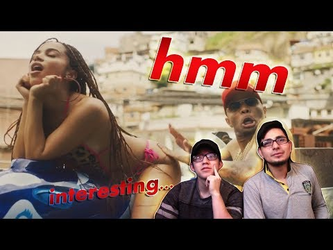 GUYS REACT TO Anitta - Vai Malandra , Mc Zaac, Maejor ft. Tropkillaz & DJ Yuri Martins