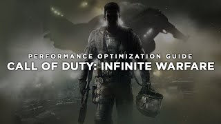 ★ How to Fix Lag/Play/Run 'Call of Duty Infinite Warfare' on LOW END PC - Low Specs Patch