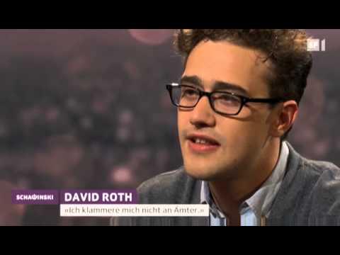 Schawinski mit David Roth