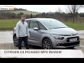 2017 Citroen C4 Picasso MPV Road Test | Driver's Seat