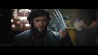 "X-Men Origins: Wolverine Trailer ""Ooh! Shiny."" 