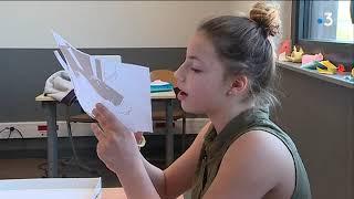 Loiret : le dispositif art-thérapeutique pour aider les élèves en difficulté