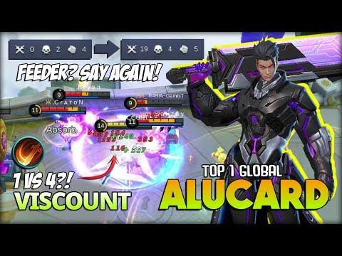 Alucard with Execute?!