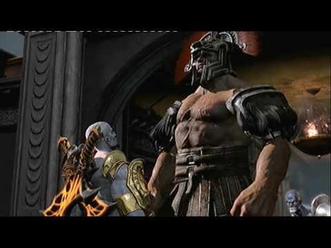 God of war ii part youtube