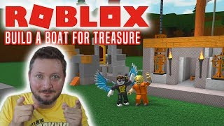 HUSBÅD MED VERCINGER! - Roblox Build A Boat For Treasure Dansk Ep 3