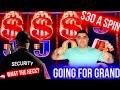 Going For Grand Jackpot On High Limit Cash Bull Slot Machine ! $30 A Spin Bonus