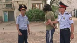 Задержание Айдоса Садыкова