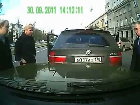 Insurance Scam Prevented By Vehicle Dash Camera In Russia