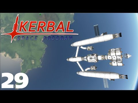 Road To Colonisation #29 - Completing the Fleet - Kerbal Space Program