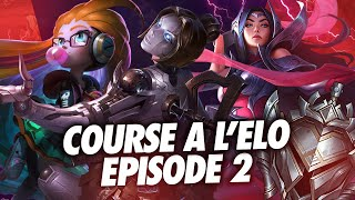 COURSE À L'ELO : 1000€ BET VS MAREX | EPISODE 2 : RAPIDE PASSAGE EN SILVER