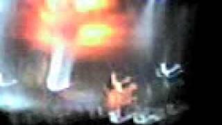 Apocalyptica - For whom the bell tolls  09/07/2010 Teatro Metropolitan Mexico