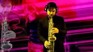 Funky House Live Sax Alox - Jamiroquai - White Knuckle Ride (Monarchy Dub Remix)