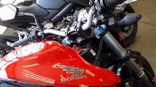 CB1000R Moto Naked - Quanto Custa nos Estados Unidos