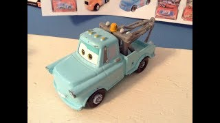 Disney Cars Brand New Mater Review (Mater Monday #2)