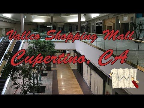 Vallco Shopping Mall - Cupertino, CA