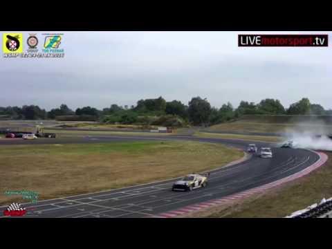 Shocking accident on Polish race track