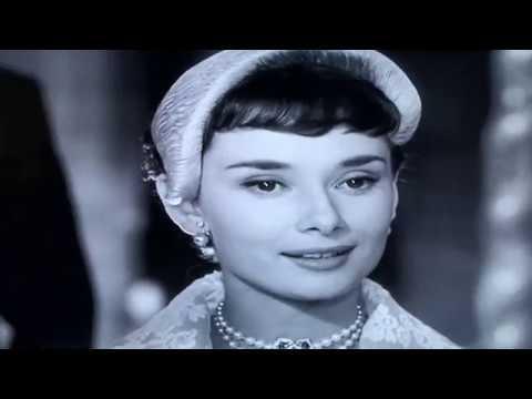 """Frank Sinatra """"Love Is A Many Splendored Thing""""/Movie: """"Roman Holiday"""""""