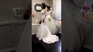 Свадебное платье LB 13307 + болеро LB 13304