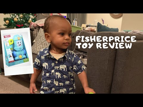 Fisher-Price Light-up & Learning Vacuum Toy Review 2019