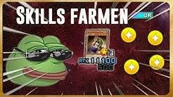 Skills SCHNELL farmen Deck | YUGIOH DUEL LINKS DEUTSCH