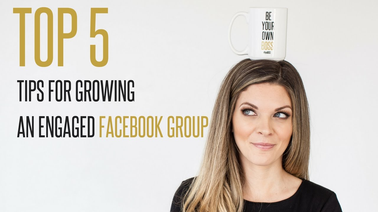 How to Create An Engaged Facebook Group