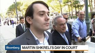 Martin Shkreli Faces Day of Reckoning in Court