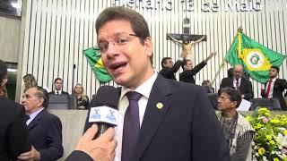 Posse de Renato Roseno como Deputado Estadual na Assembleia Legislativa do Ceará