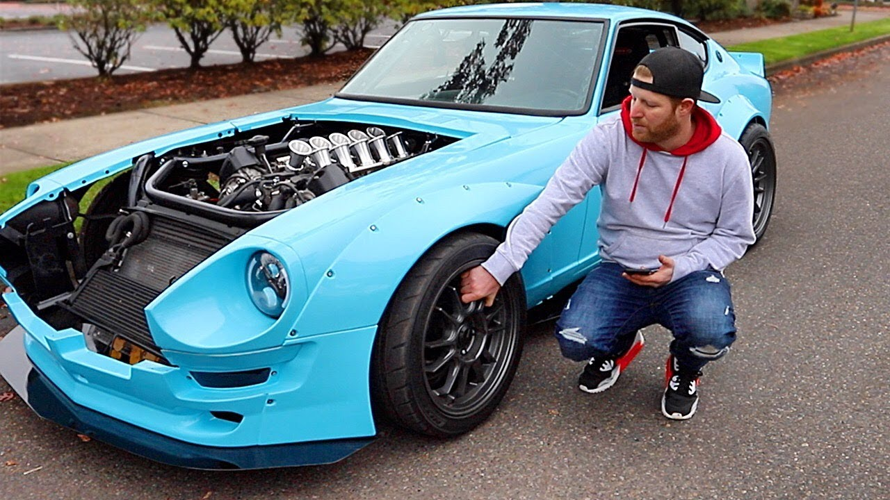 how-much-did-the-240z-cost-to-build