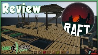 Raft: Proof The Survival Genre Hasn't Run Dry   Indie Preview   Early Access Gaming