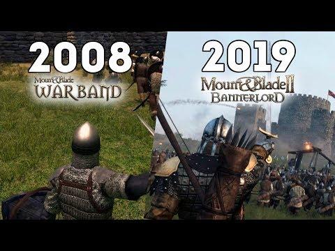 Mount & Blade II: Bannerlord. Обзор и первый взгляд на игру!