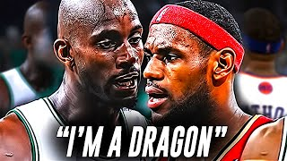 6 Insane Kevin Garnett Trash Talk Stories - I'm A DRAGON!!