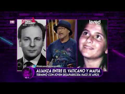Emanuela Orlandi de 15 años desapareció misteriosamente en el Vaticano