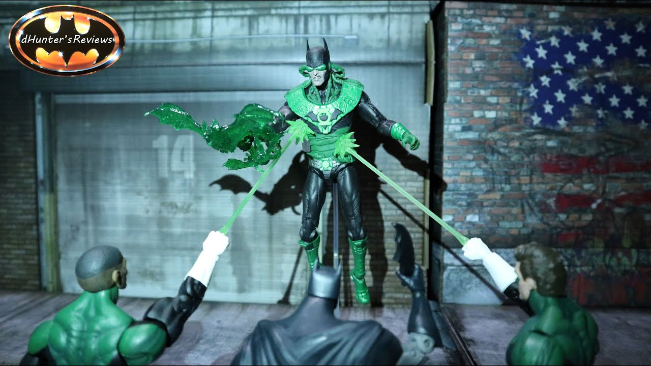 McFarlane Toys DC Multiverse DARK NIGHTS METAL EARTH-32  BATMAN DAWNBREAKER