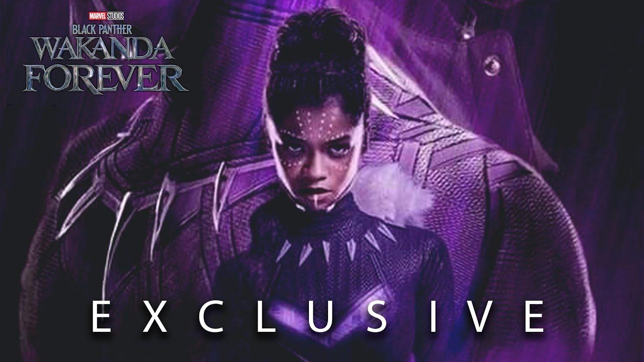 Download EXCLUSIVE: WAKANDA FOREVER VILLAIN REVEAL Black Panther 2 Marvel Studios