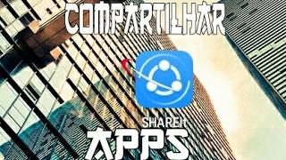 Como compartilhar APPS para amigos