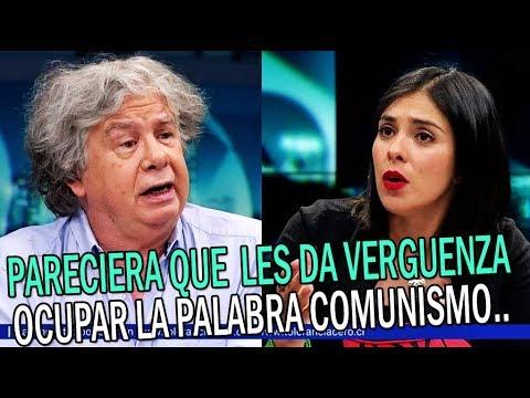 "Fernando villegas vs Karol Cariola: ""¿Que significa hoy ser comunista?"""