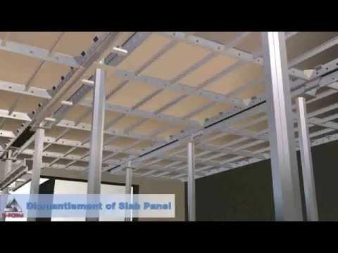 S-FORM Aluminium formwork ( Aluminium shuttering )