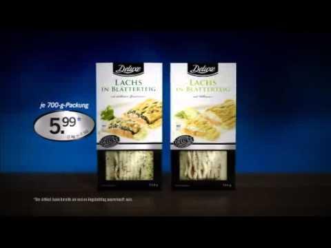 Lidl Deluxe Lachs In Blätterteig Gefüllte Pasta Pralinentaler
