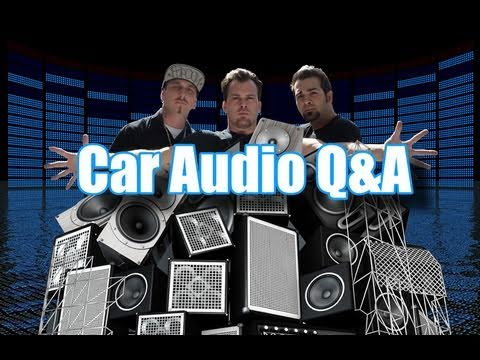 "Car Audio Q&A 7, ""The Ultimate iPad Cable"" @SoundManCA"