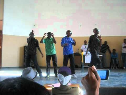 Journexpress, Jaiva Majaivane campaign held at the Tshwane University Soshanguve South Campus
