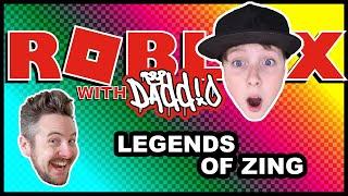 Legends of Speed – ROBLOX mit Daddio – Legends of Zing