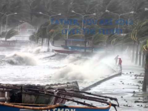 typhoon yolanda, still worship song