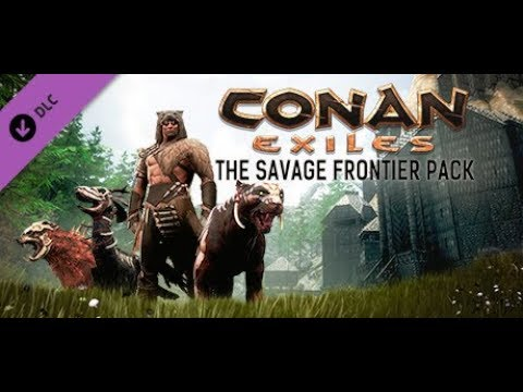 Conan Exiles DLC - The Savage Frontier