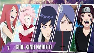 Top 7 Nhân Vật Nữ Xinh đẹp Và Kute Nhất Naruto