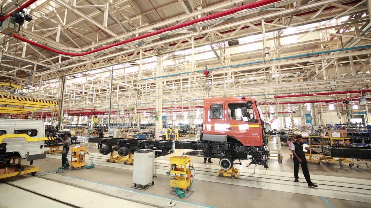 Make in India - Daimler